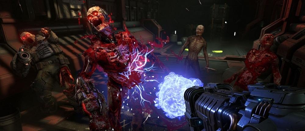 Сделайте издемонов фарш — вышел новый трейлер Doom Eternal