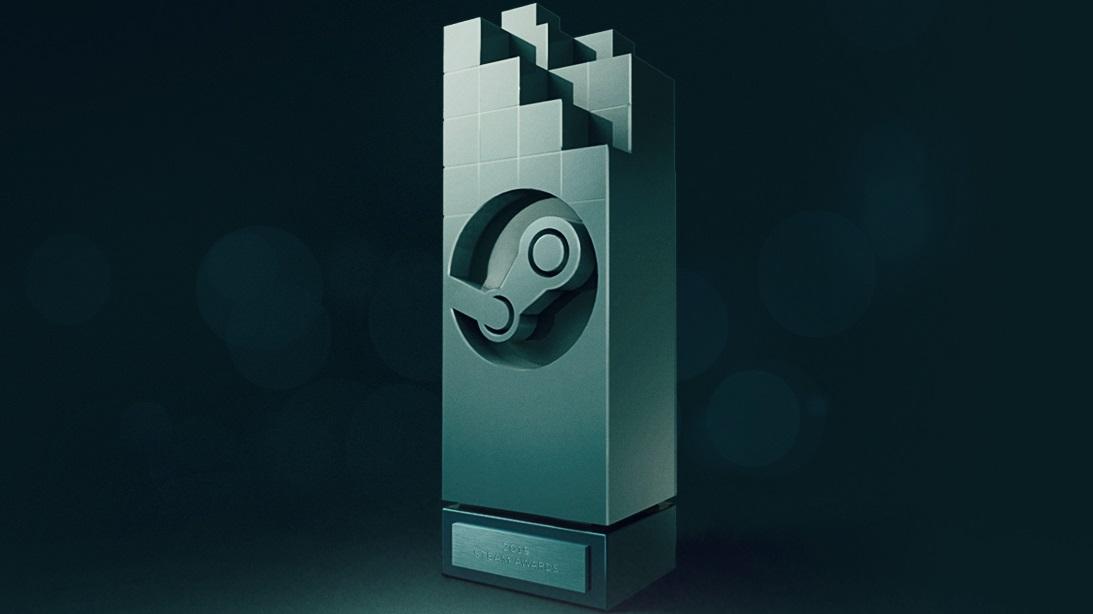 Стали известны обладатели премии Steam 2019