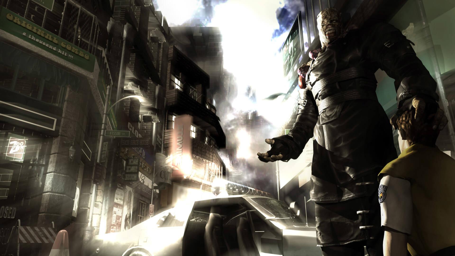 ВResident Evil 3 будет антипиратская защита Denuvo