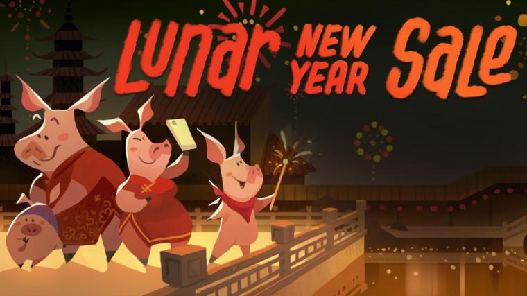 Возможная дата начала распродажи вSteam вчесть китайского Нового года