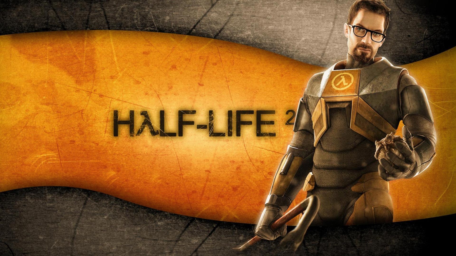 Все части Half-Life бесплатны вSteam