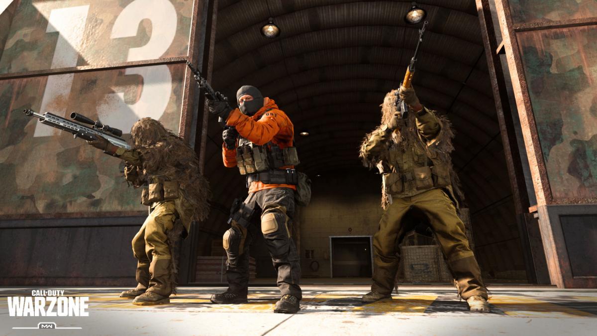 Игроки вCall ofDuty: Warzone установили рекорд поколичеству убийств