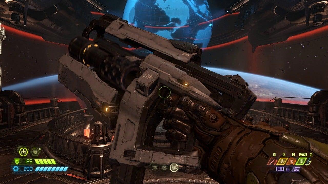 Моддеры вернули в Doom Eternal вырезанное классическое оружие