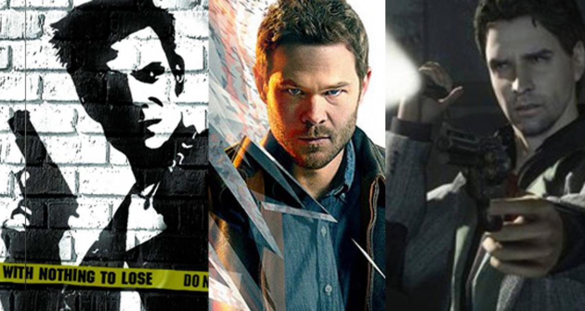 Разработчики Max Payne иAlan Wake трудятся над двумя новыми играми