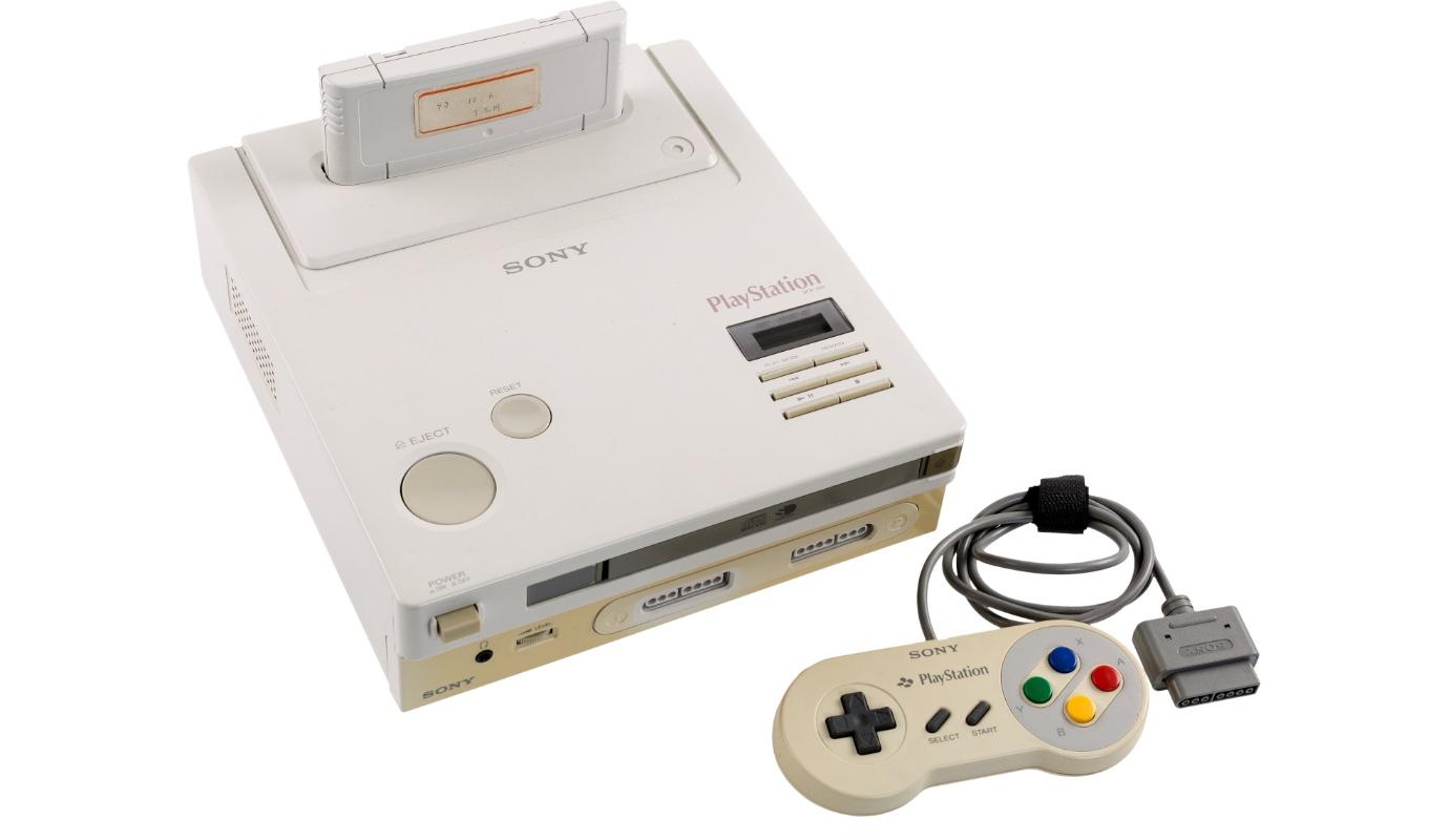Редкий прототип консоли Sony иNintendo продали нааукционе за300 тысяч долларов