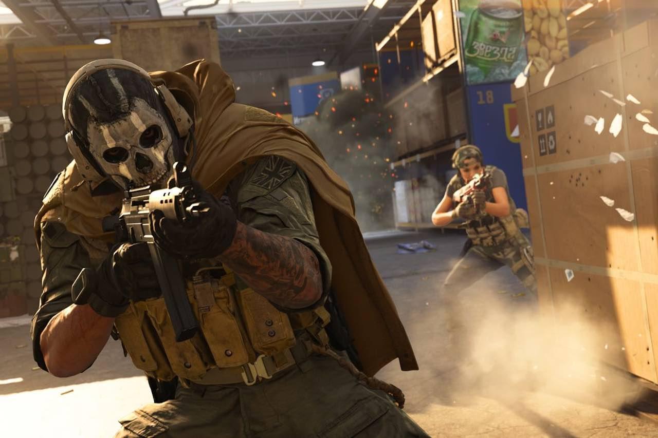 Всеть просочился игровой процесс игры Call ofDuty: Warzone — бесплатной королевской битвы
