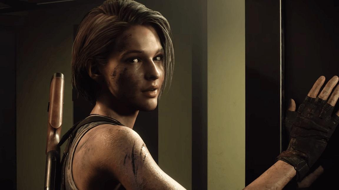 Вышел новый трейлер ремейка Resident Evil 3 посвященный Джилл Валентайн