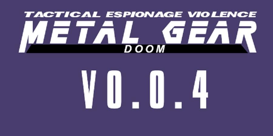 Энтузиаст скрестил вмоде игры Metal Gear Solid иDoom