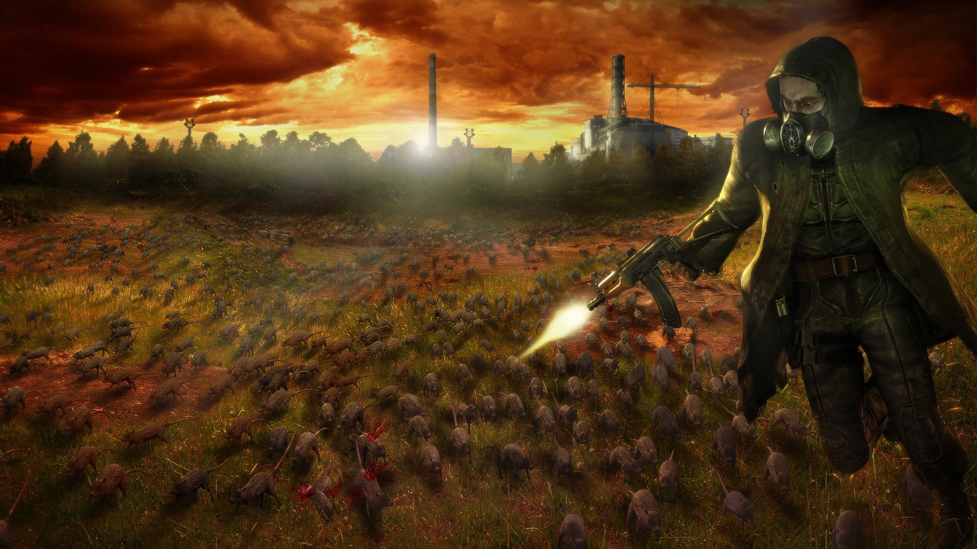 Фанат создает ремейк S.T.A.L.K.E.R. надвижке Unreal Engine 4