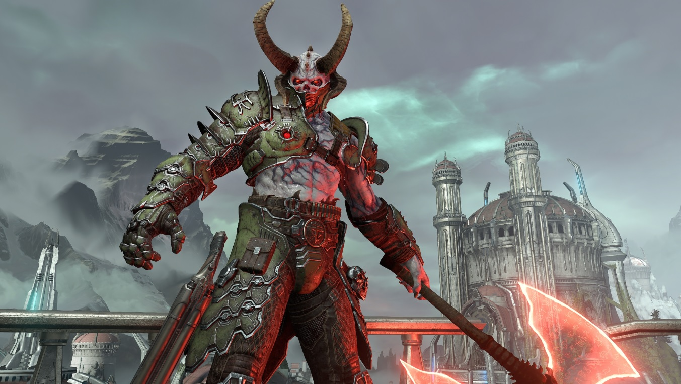 Наигру Doom Eternal обрушилось несколько тысяч негативных отзывов вSteam из-за Denuvo