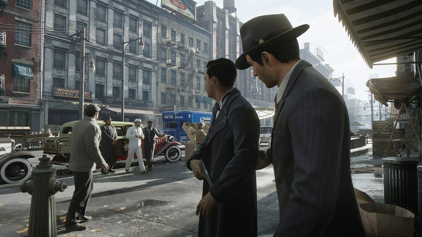 Новые детали Mafia: Trilogy. Дата выхода ироль разработчика оригинальной игры времейке