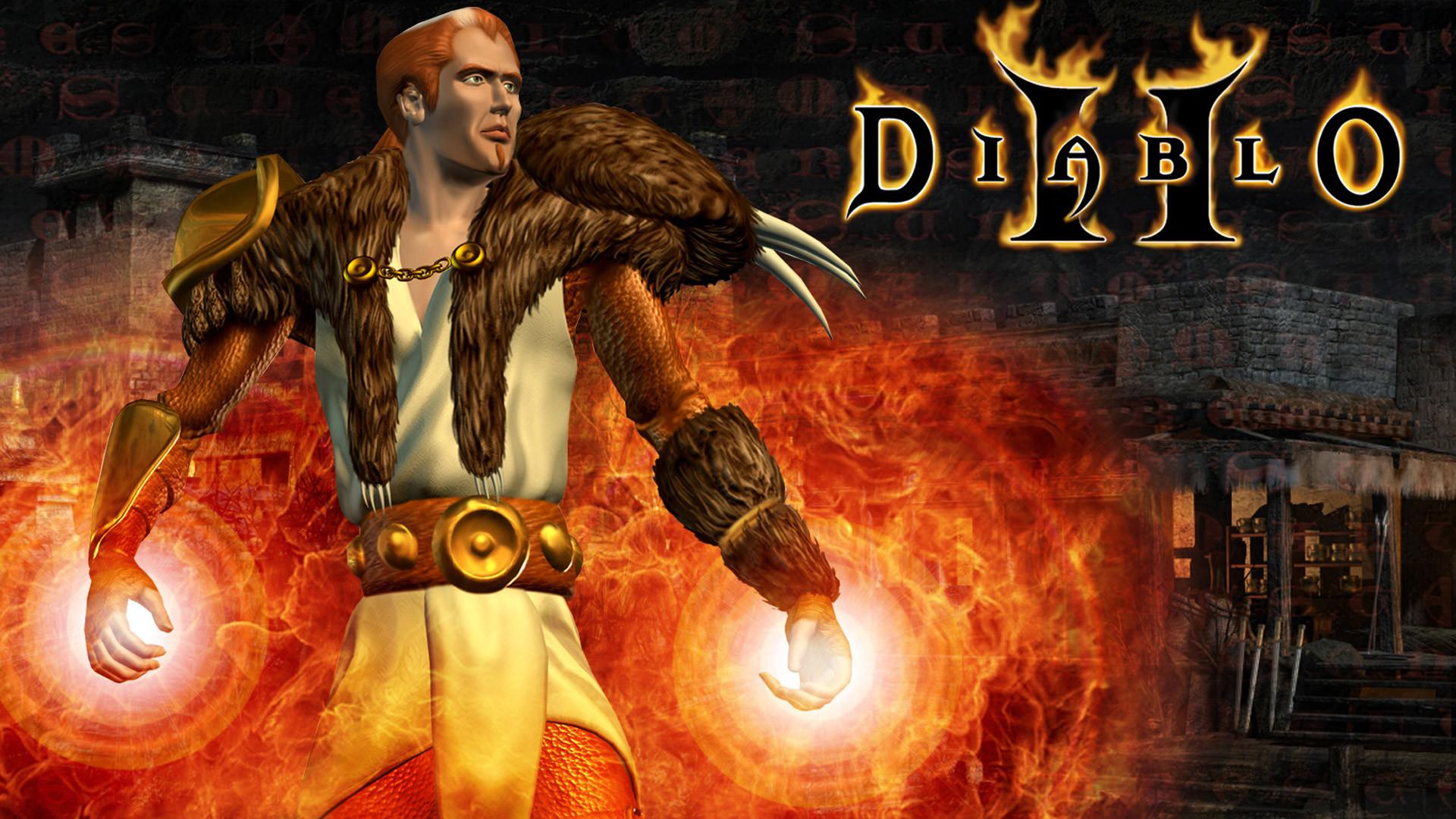 Послухам ремастер Diablo 2 выйдет вэтом году