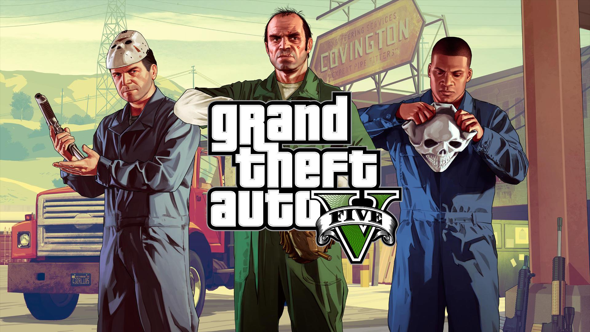 Получите GTA Vбесплатно инавсегда прямо сейчас