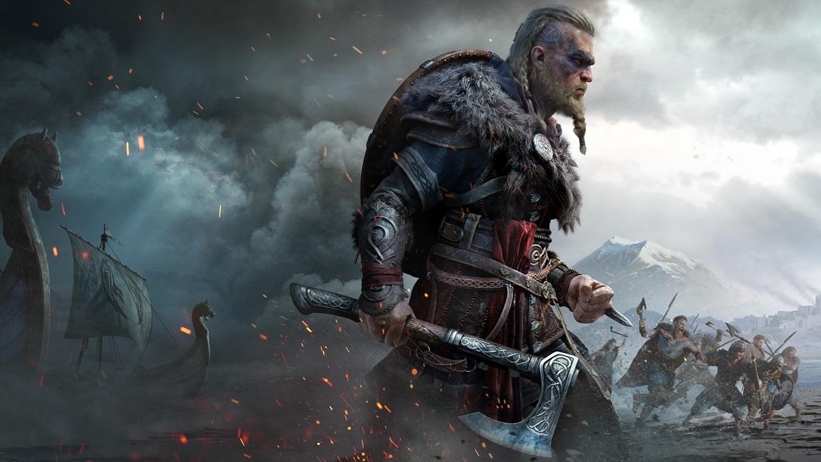 Появилась точная дата выхода игры Assassin's Creed Valhalla