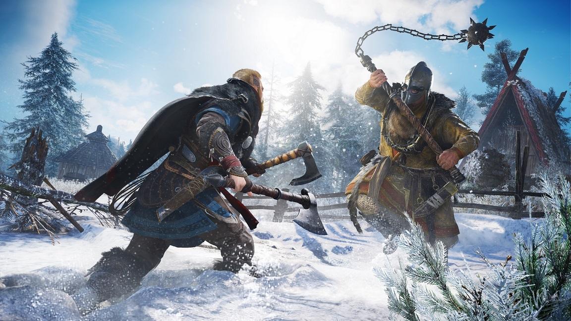 Появились слухи одате выхода Assassin's Creed Valhalla