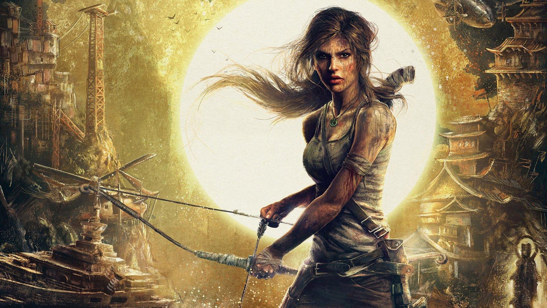 Распродажа игр серии Tomb Raider вSteam