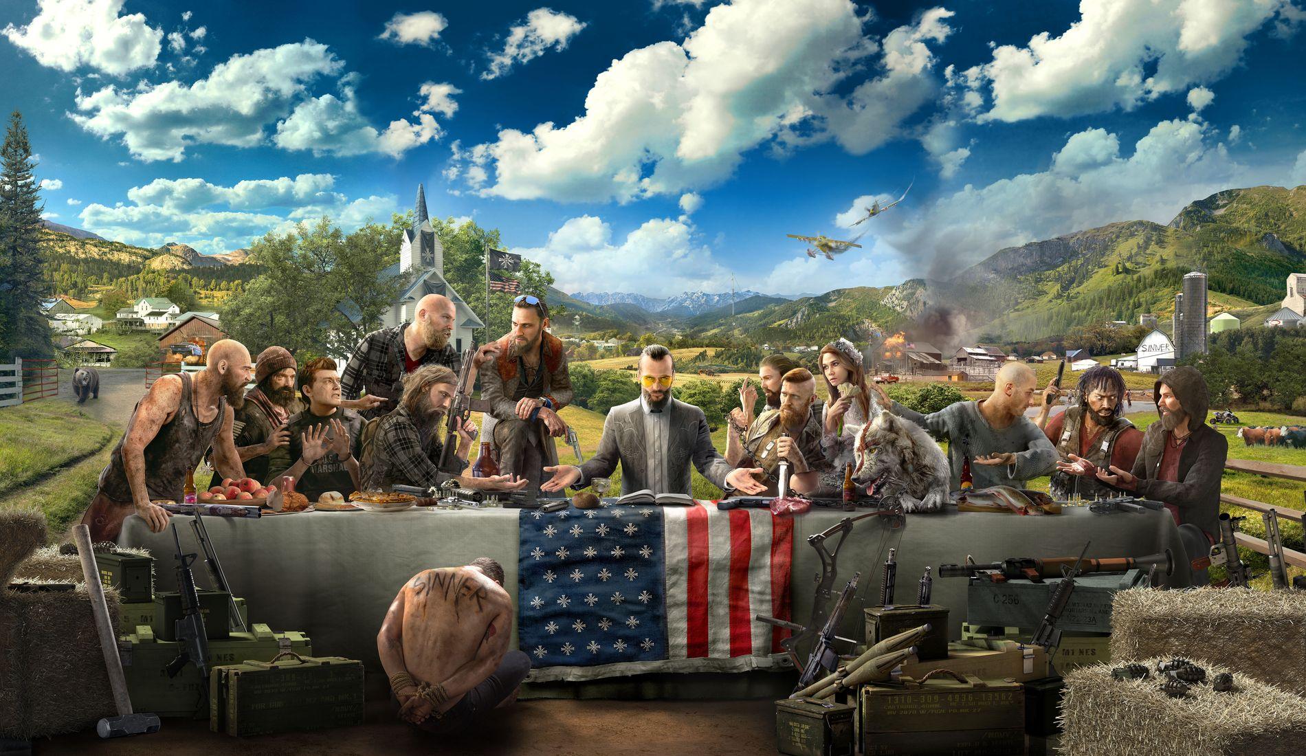 Распродажа всех игр серии Far Cry