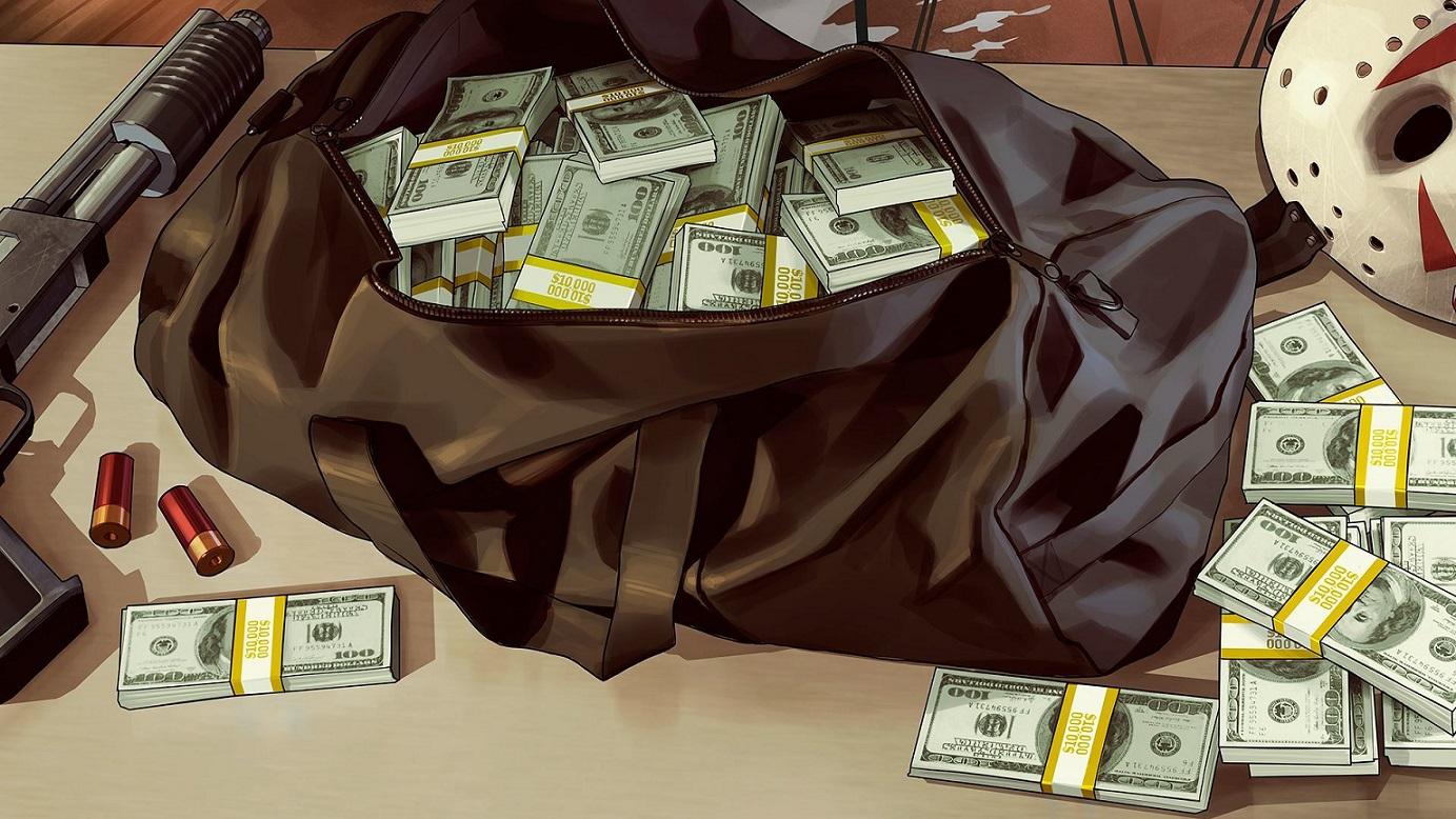 Rockstar Games выдает купоны на10$. Деньги можно потратить наигры или внутриигровые покупки