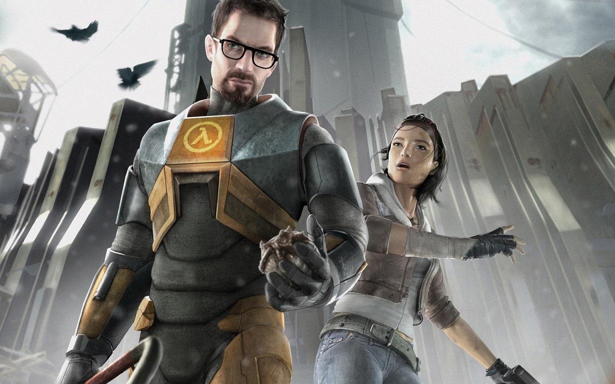 Всети появился ролик сгеймплеем отмененной Half-Life 2: Episode 4